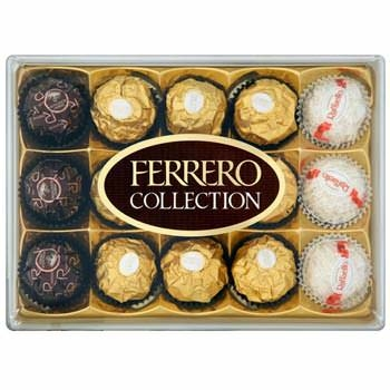 Конфеты Ferrero Rochen Collection